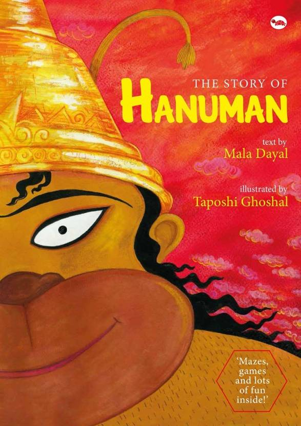 the-story-of-hanuman-original